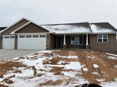 Kaukauna Single Family Home For Sale: 870 Rusty