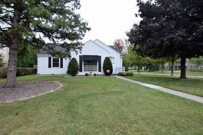 Neenah Single Family Home For Sale: 244 Stevens