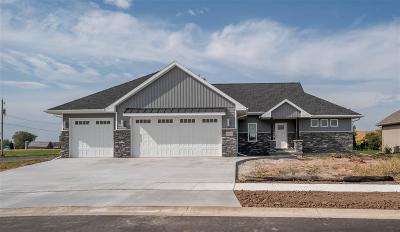 Menasha Single Family Home For Sale: N8907 Harrisville