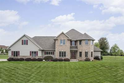 Single Family Home For Sale: 3815 Wine Berry