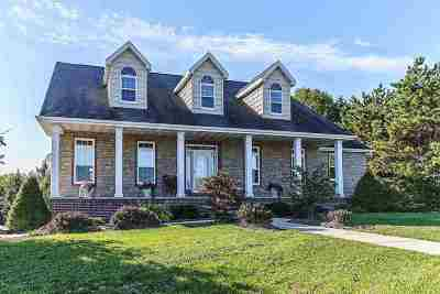 Single Family Home For Sale: N3224 Feather Ridge