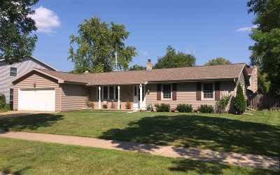 Appleton Single Family Home For Sale: 1832 N Edgewood