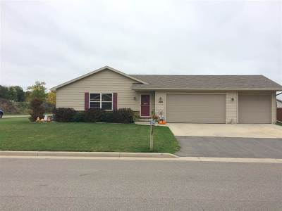 Menasha Single Family Home For Sale: 1069 Province