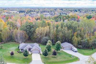 Little Suamico Single Family Home For Sale: 5339 Douglas