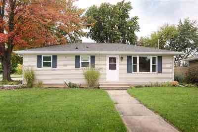 Neenah Single Family Home For Sale: 219 State