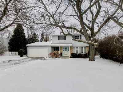 Neenah Single Family Home For Sale: 542 E Peckham