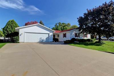 Appleton Single Family Home For Sale: 3540 N Mason