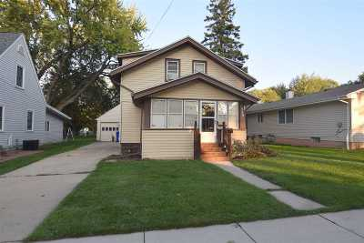 Appleton Single Family Home For Sale: 1820 S Jefferson
