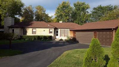 Menasha Single Family Home For Sale: 1308 Oneida