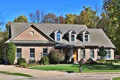 Oshkosh Single Family Home For Sale: 1315 Candlelight