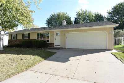 Appleton Single Family Home For Sale: 53 Regal