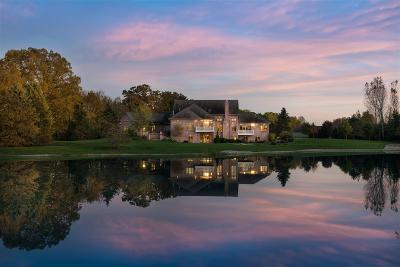 Appleton Single Family Home For Sale: N3332 Ash Lake