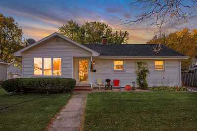 Single Family Home For Sale: 1343 W Franklin