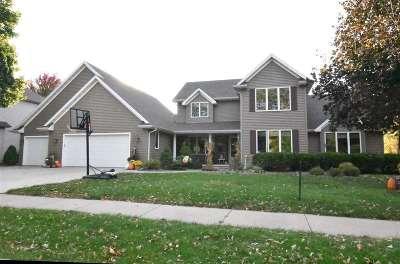 Oshkosh Single Family Home For Sale: 1631 Maricopa