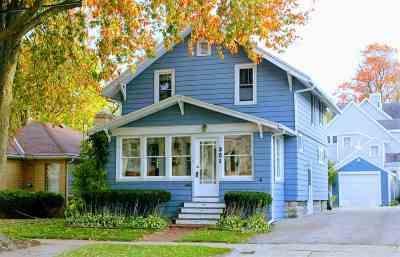 Appleton Single Family Home For Sale: 321 E North