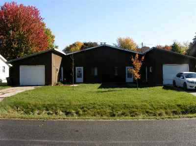 Menasha Multi Family Home For Sale: 1593 Acorn