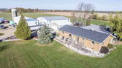 Pound Single Family Home For Sale: W9188 Hwy Q