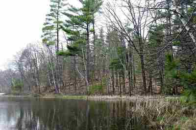 Oconto County Residential Lots & Land Active-No Offer: 9412 N Kelly Lake