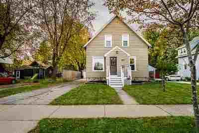 Appleton Single Family Home For Sale: 531 E Maple