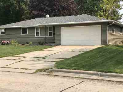 Neenah Single Family Home For Sale: 2030 Henry