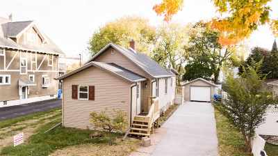 Appleton Single Family Home For Sale: 707 E Randall