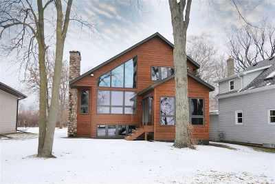 Menasha Single Family Home Active-Offer No Bump: W7255 Firelane 2