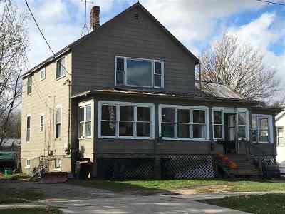 Oconto Multi Family Home For Sale: 217 Erie
