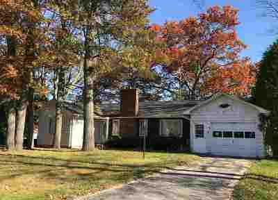 Marinette Single Family Home For Sale: N5948 Hwy 180