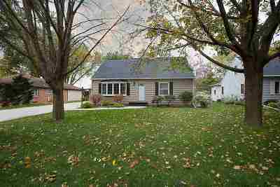 Kimberly Single Family Home For Sale: 534 S Railroad