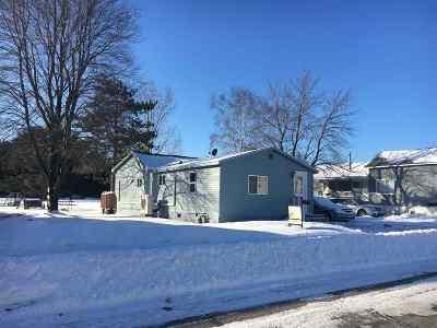 Oconto Single Family Home For Sale: 614 5th