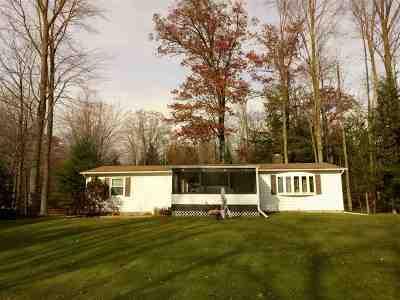 Wausaukee Single Family Home For Sale: W6617 Elinor