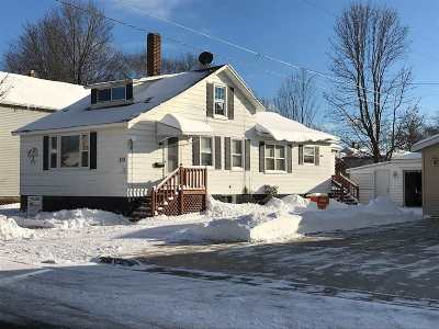 Oconto Single Family Home For Sale: 110 Adams