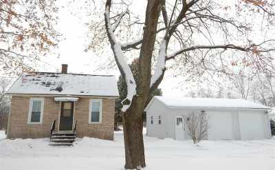 Oconto Falls Single Family Home For Sale: 462 Green Bay