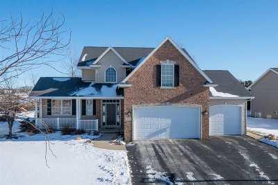 Greenville Single Family Home For Sale: N1605 Arnies