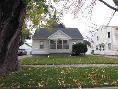Appleton Single Family Home For Sale: 219 S Douglas