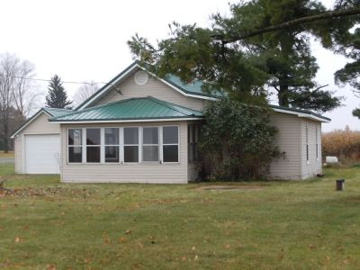Cecil Single Family Home For Sale: W3096 White Clay Lake
