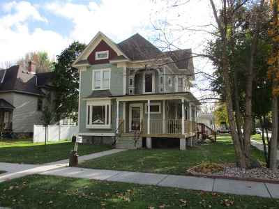 Shawano Single Family Home Active-No Offer: 412 W Picnic