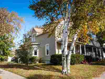 Marinette Single Family Home For Sale: 1444 Logan