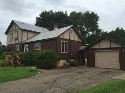 Oconto Single Family Home For Sale: 617 4th