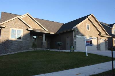 Appleton Single Family Home For Sale: 5444 N Haymeadow