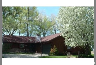 Menasha Single Family Home For Sale: 1138 Lakeshore