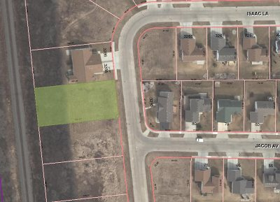 Oshkosh Residential Lots & Land Active-No Offer: Isaac