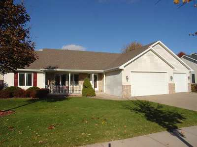 Appleton Single Family Home For Sale: 510 E Serene