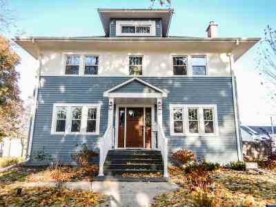 Oconto Falls Single Family Home For Sale: 144 S Franklin