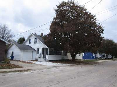 Menasha Single Family Home For Sale: 813 Roosevelt