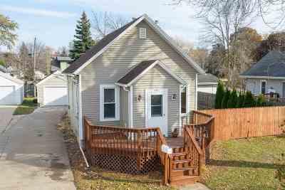 Neenah Single Family Home For Sale: 540 Maple
