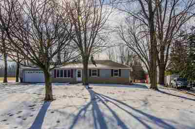 Neenah Single Family Home For Sale: 2143 E Shady