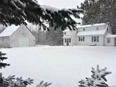 Pembine Single Family Home For Sale: W8601 Hwy Oo