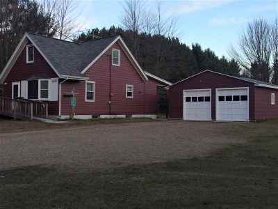 Single Family Home For Sale: 5968 Hwy E