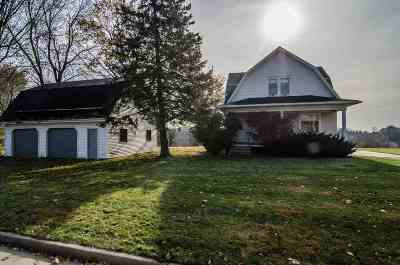 Wrightstown Single Family Home For Sale: 821 Park